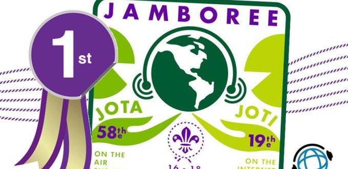 JOTA-JOTI Badge 2015 WOSM
