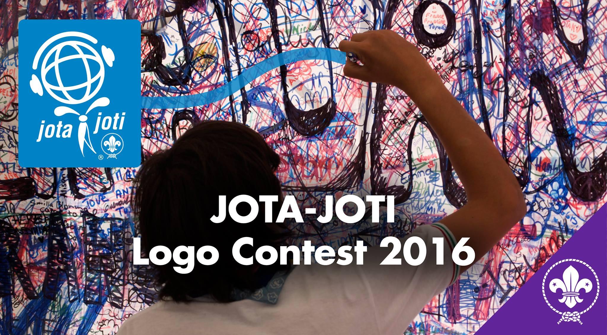 Seid der nächste Gewinner des JOTA-JOTI Logo-Wettbewerbs!