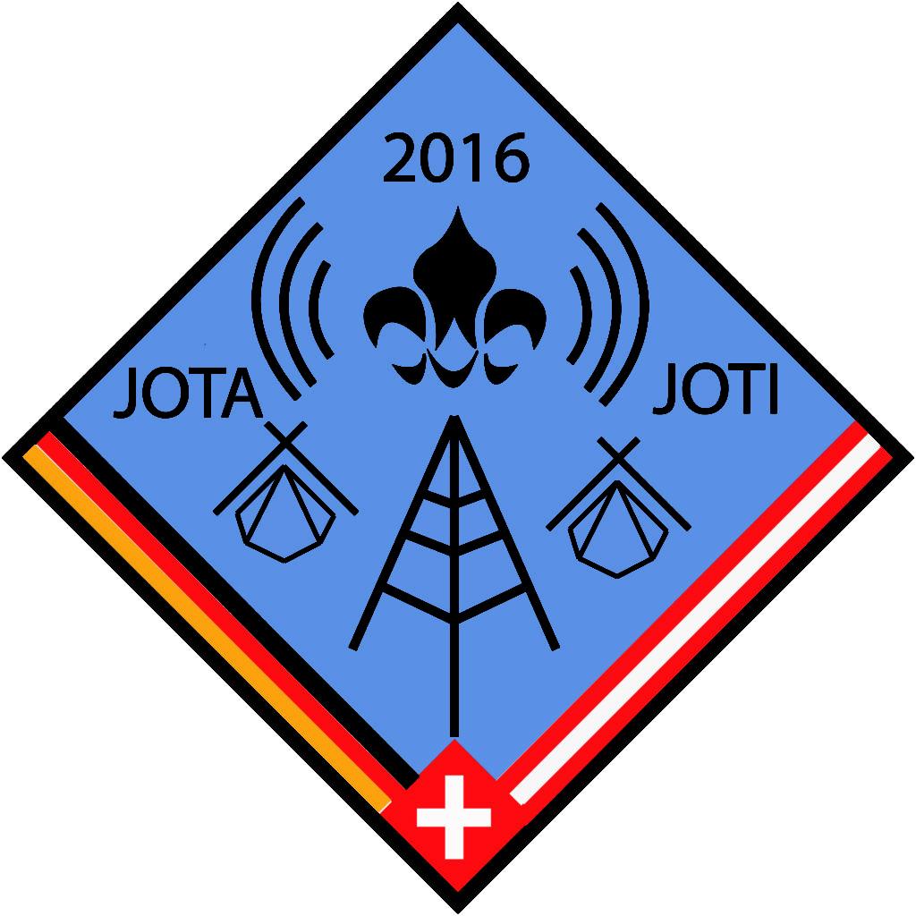JOTA-JOTI Aufnäher 2016