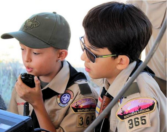 Boy Scouts Report Increased JOTA 2019 Station Participation.