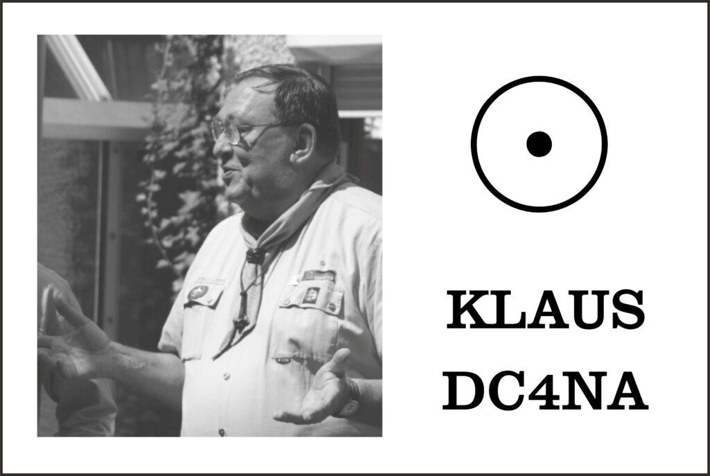 Klaus DC4NA sk